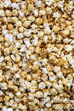 Background of popcorn Stock Photography