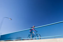 Background for poster or advertisment pertaining to cycling Stock Image