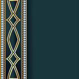 Background  with precious stones, gold. Background illustration with precious stones, gold pattern Stock Images