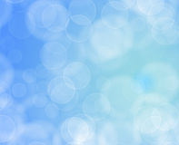 Background of pretty circle shapes Royalty Free Stock Photo