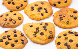 Pumpkin cookies Royalty Free Stock Photos