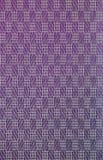 Background purple fabric Stock Image