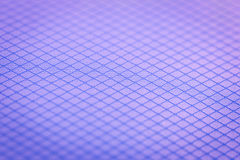 Background of purple fabric. Background of narrow close focus on purple texture fabric of polyester fiber and nylon. It designed as crossing pattern of crosswise Stock Photography
