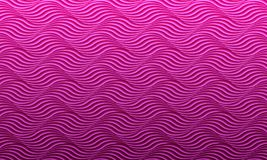 Background with purple twisty waves. Vector art illustration Stock Image