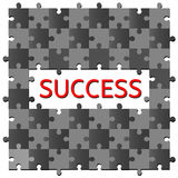 Background puzzle Royalty Free Stock Photo