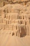 Background of quartz sand. Background of quartz sand, the river bank Stock Photo