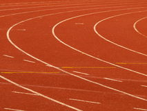Background of a racetrack Stock Photography