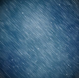 Background with rain royalty free illustration