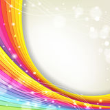 Background with rainbow colors Royalty Free Stock Photo