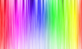 Background with rainbow of stripes stock illustration
