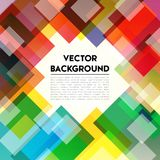 Background Rainbow Text Royalty Free Stock Photos