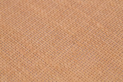 Background. Rattan placemat texture for background, close-up image Stock Images