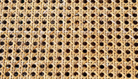 Background rattan woven Stock Image