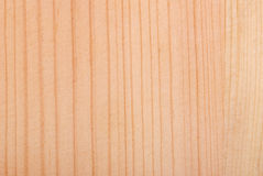 Background from raw even smooth wood Stock Image