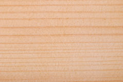 Background from raw even smooth wood Royalty Free Stock Photos