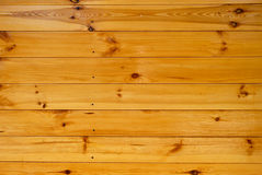 Background from raw even wood Royalty Free Stock Photo