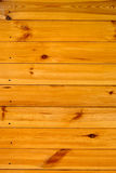 Background from raw even wood Royalty Free Stock Images