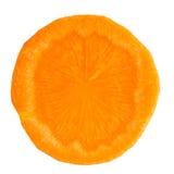 Background of raw orange carrot raw, macro.  Royalty Free Stock Images