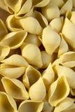 Background of raw pasta Stock Photos