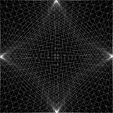 Background of rays stock illustration