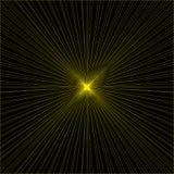 Background of rays royalty free illustration