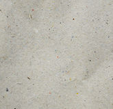 Recycled paper texture Stock Image