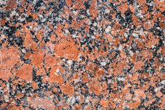 Background red black stone, marble Stock Photography