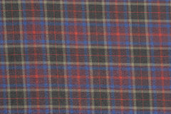 Background  Plaid . Stock Photography
