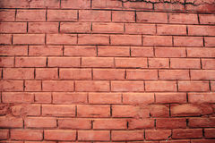 Background of red brick wall pattern texture backdrop wallpaper. Background of black and red brick wall pattern texture backdrop wallpaper Royalty Free Stock Photo