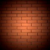 Background of red brick wall Stock Photos