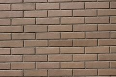 Background. Red brick with white veins. Day Royalty Free Stock Photography