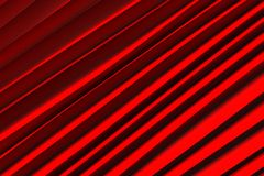 Background of red 3d abstract waves. Render Stock Images