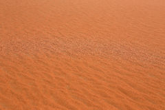 Background red desert sand in Dubai Royalty Free Stock Image