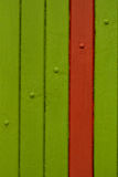 Background: Red and Green Royalty Free Stock Photography