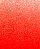 Background of red leather. Photo of abstract background Stock Image