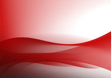 Background red lines Royalty Free Stock Image