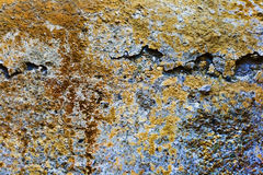 Background red and orange rock Stock Image