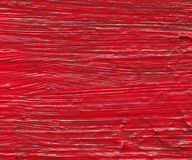 Background - red paint Royalty Free Stock Image