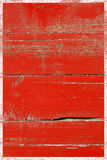 Background of red planks Stock Photos