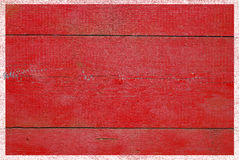 Background of red planks Royalty Free Stock Images