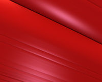 Background red the Smooth panel Royalty Free Stock Photography