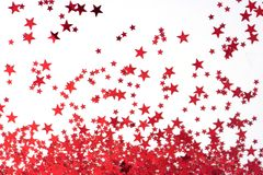 Background: Red Stars