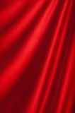 Background from a red textile Stock Photos