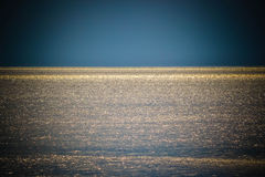 Background reflection of the sun, sea and  sky Royalty Free Stock Image
