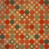 Background of repeating geometric stars. Spectrum geometric back Royalty Free Stock Image