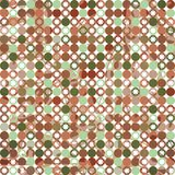 Background of repeating geometric stars. Spectrum geometric back Royalty Free Stock Images