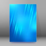Background report brochure Cover Pages A4 style abstract glow18 Royalty Free Stock Photo