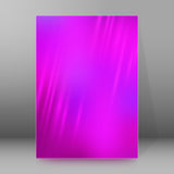 Background report brochure Cover Pages A4 style abstract glow20 Royalty Free Stock Images