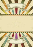 Background retro party Royalty Free Stock Photography