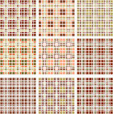 Background of retro plaid pattern. Vector Stock Photos